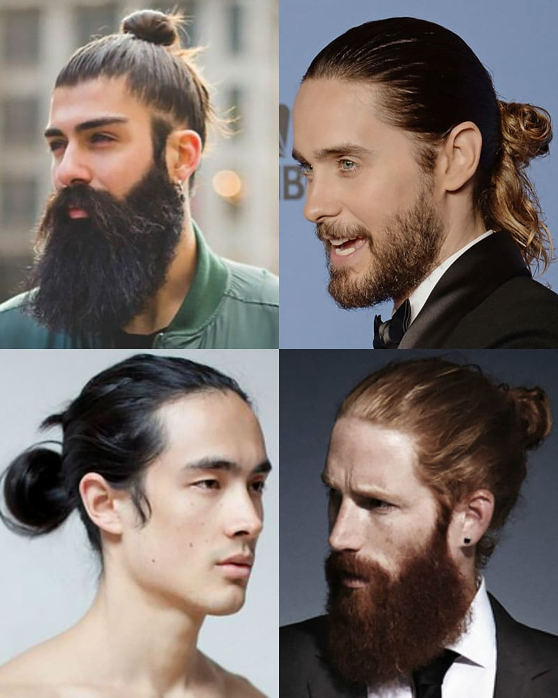 Long Hair Cuts on Sexy Long Hairstyles For Men