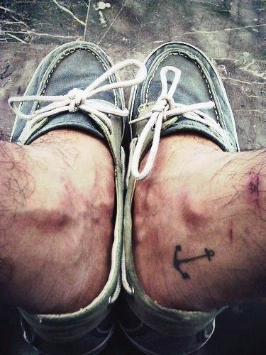 Ankle Tattoos for Men - Ideas and Designs for Guys