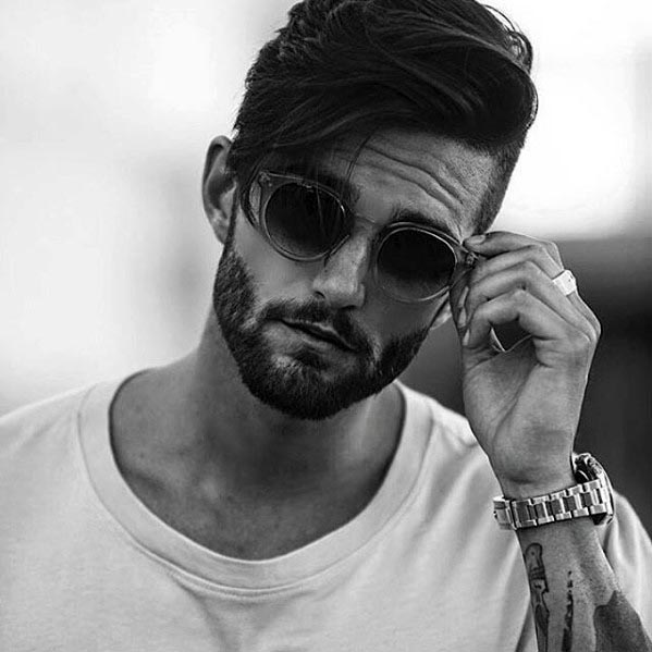 The Best Short Beard Styles For Every Face Shape