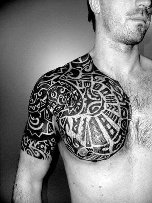 Best Tribal Tattoo Women images