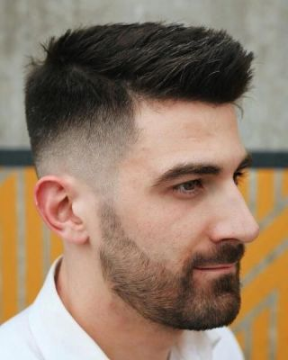 small beard look trendy shapes images