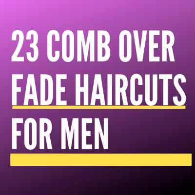 fade haircuts for