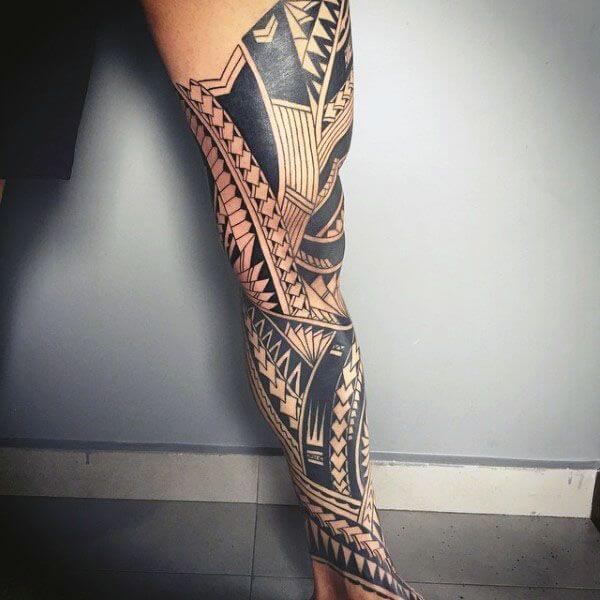 Tribal Tattoos For Men: With Meanings