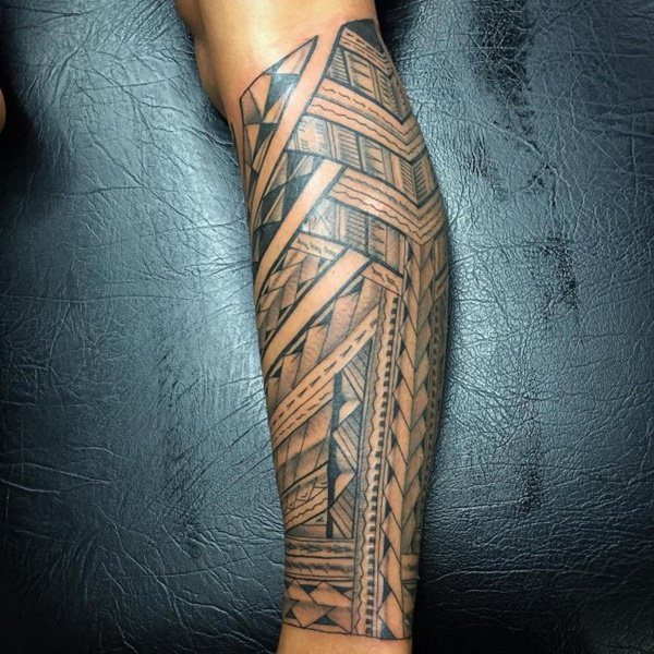Best Polynesian Tattoo Designs with Meanings