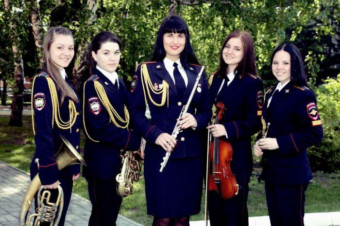 Russian Military Females