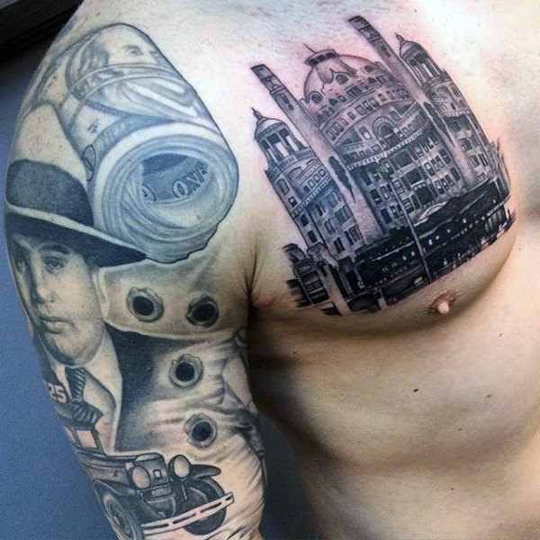 Latest and Beautiful Money Tattoo Designs