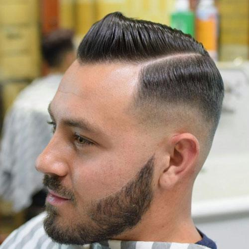 new Simple Fade Haircuts for Men