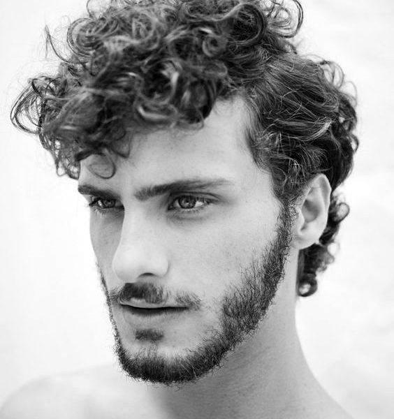 Men's Beard Styles Celebrity Beard and Mustache Styles