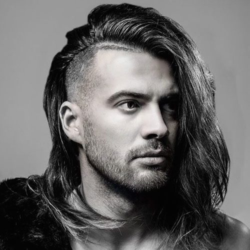best Long Hairstyles For Young Men