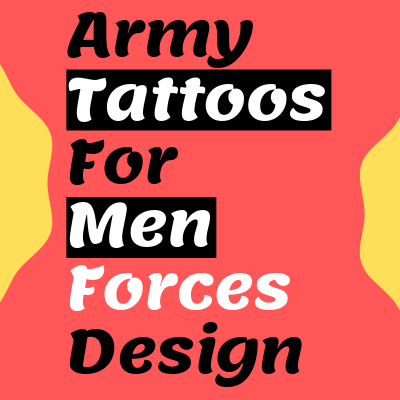 Army Tattoos Design