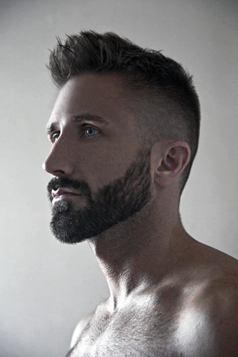 Coolest Short Beard Styles for Men images