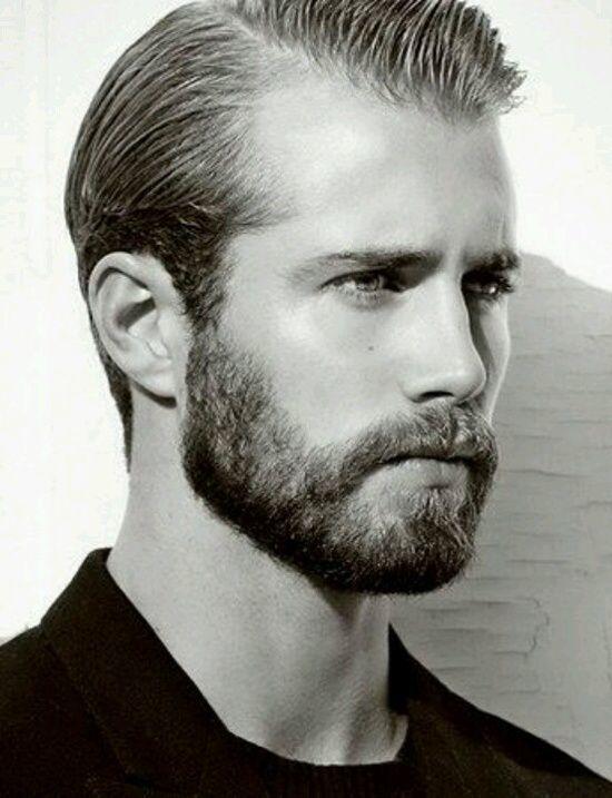 mens thin beard