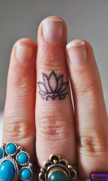 tattoos for finger