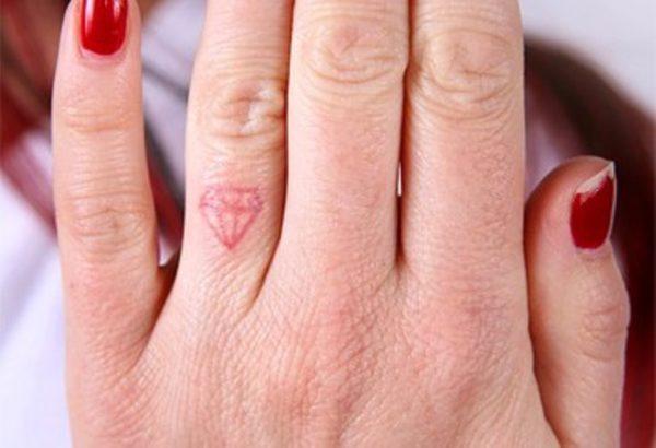 lucky diamond rich tattoos