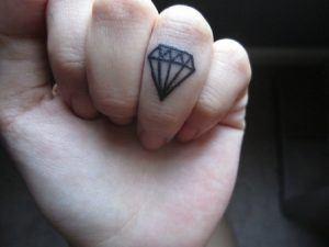 diamond ink tattoos