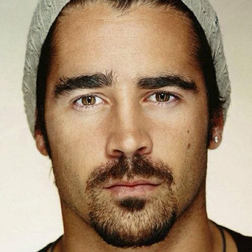 skinny beard styles