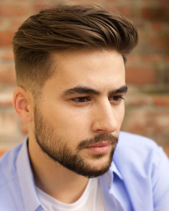 thin patchy beard styles
