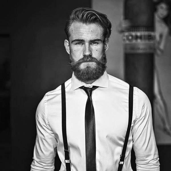 men's medium length wavy hairstyles