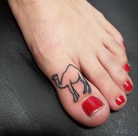 toe tattoos ideas