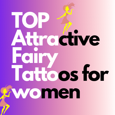 Attractive Fairy Tattoos
