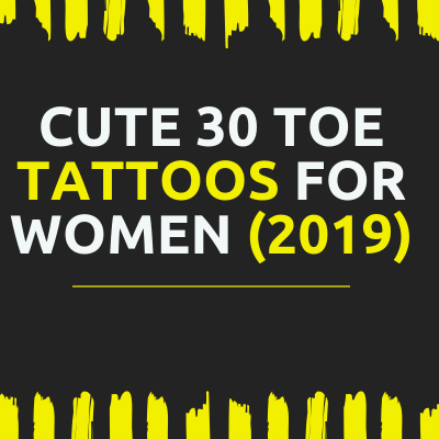 Toe Tattoos For Women