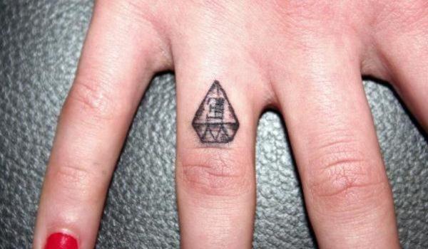 diamond in the rough tattoos