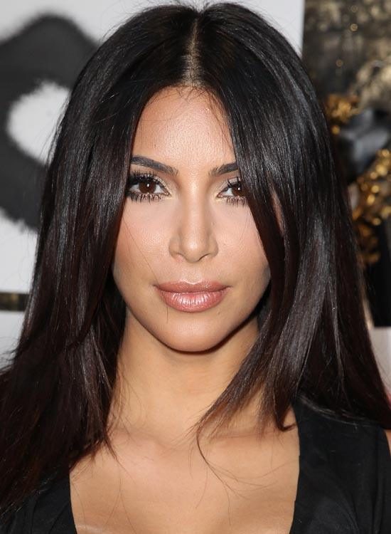 Best 25 Kim Kardashian Hairstyles