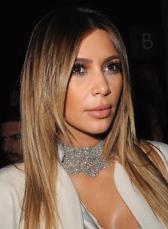 kim kardashian hair stylist