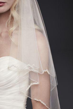 bride wedding veil