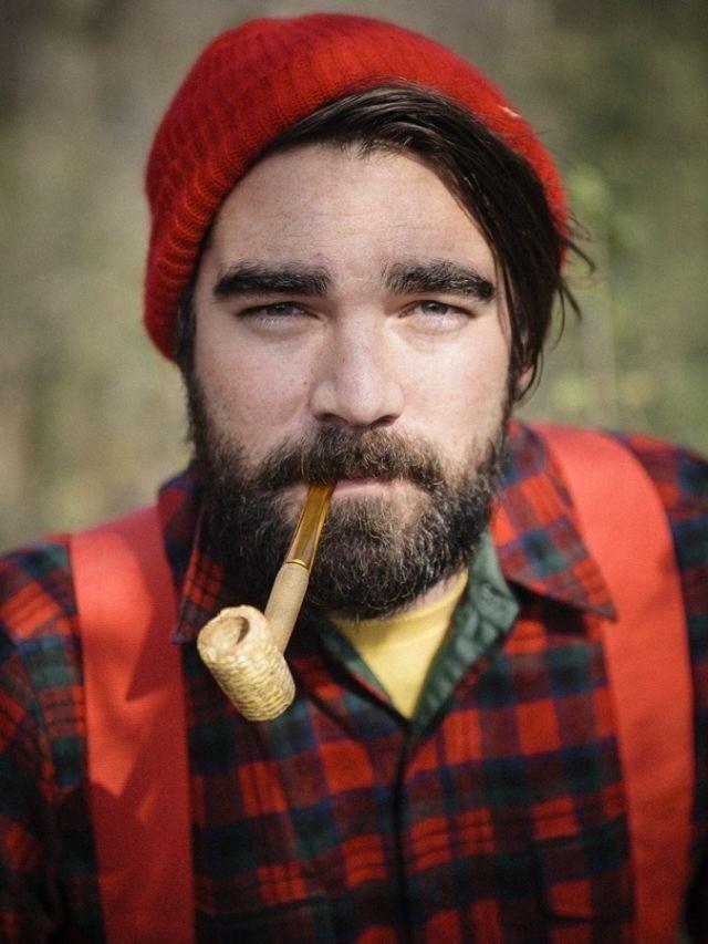 medium length beard styles