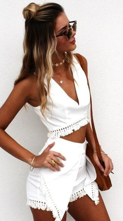 smart casual summer outfits for ladies