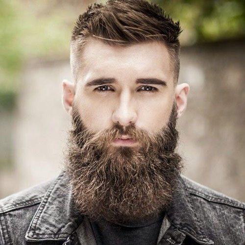long cool beard designs