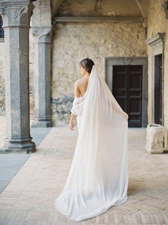 designer bridal veils images