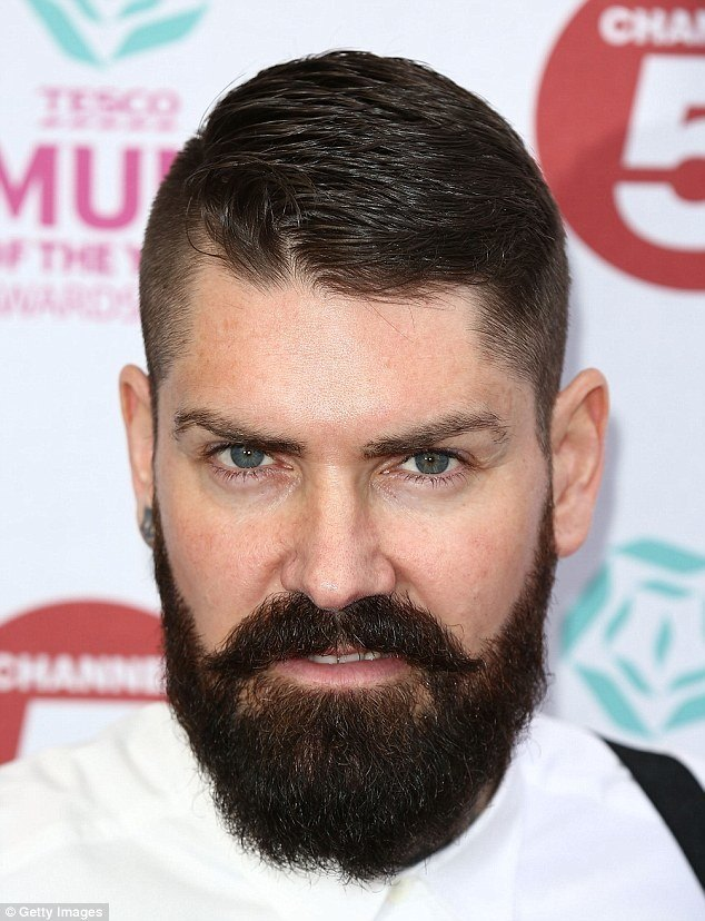 beard styles for fat face