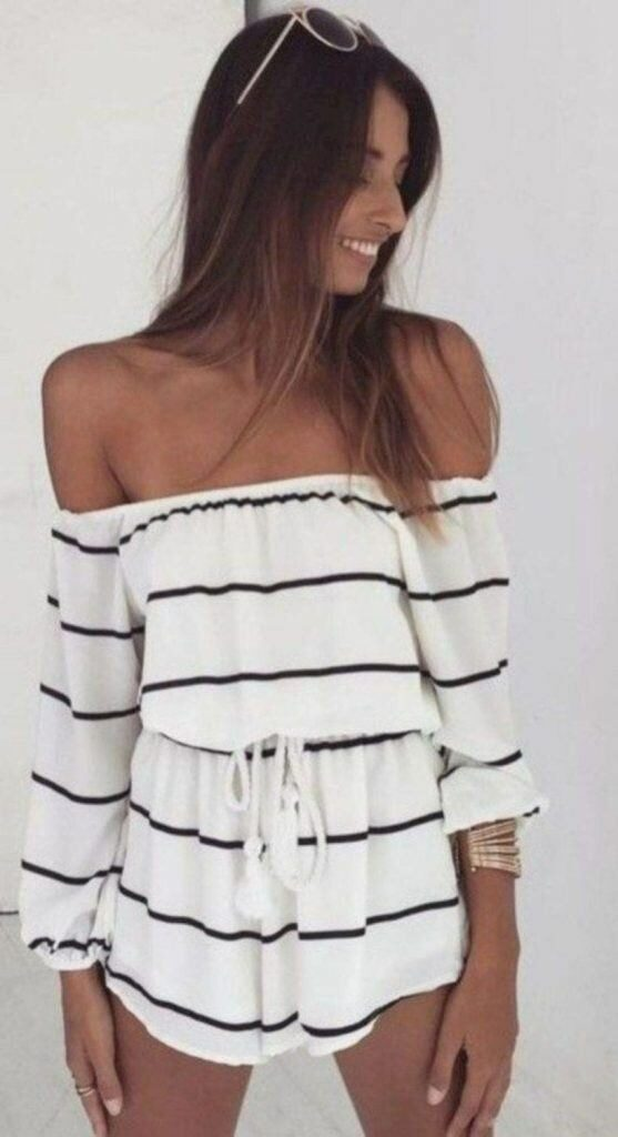 trendy summer outfits for ladies