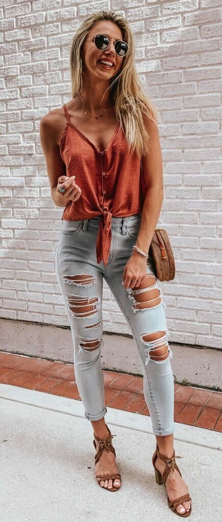 jeans summer clothes for women