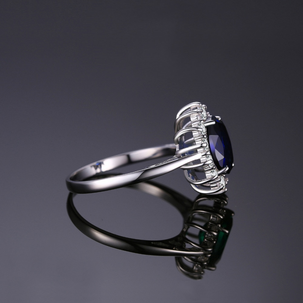 Hongye Natural Freshwater Pearl Ring 925 Sterling Silver jewelry