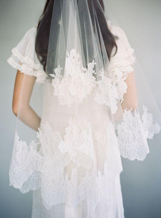 wedding bride hairstyles with veil