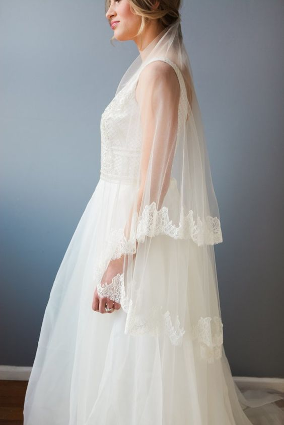 wedding bridal veils
