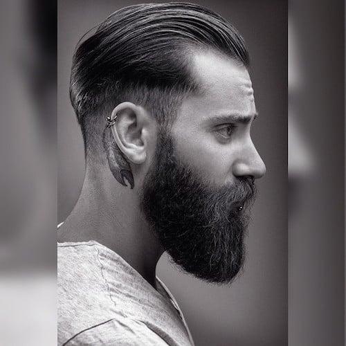 different long beard styles 2021
