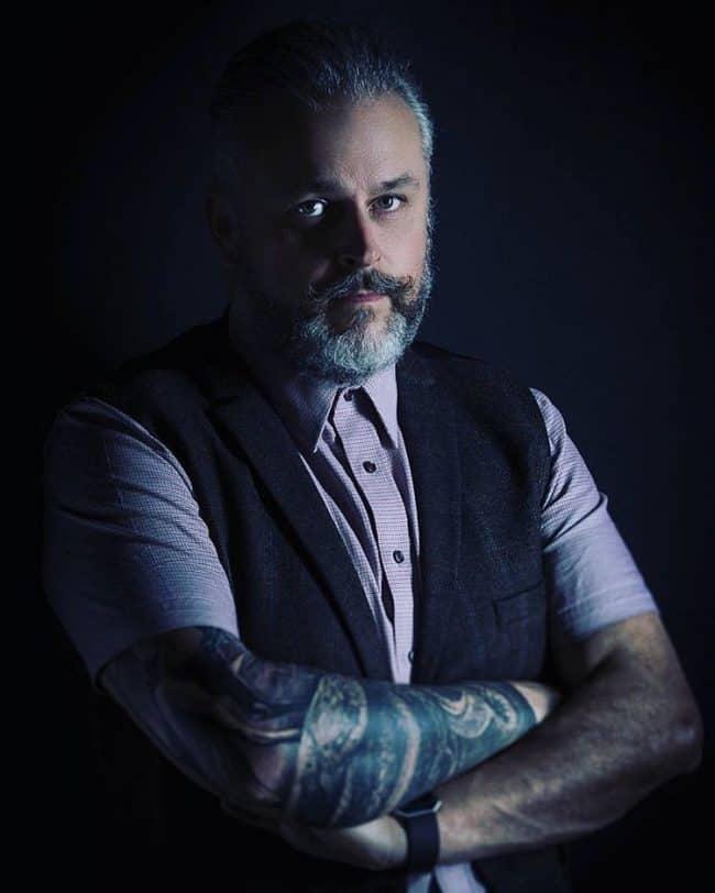 beard styles for men design images