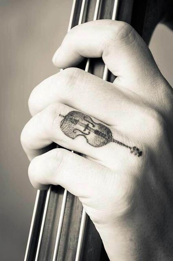 finger tattoo ideas with meaning