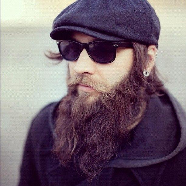 most attractive beard styles