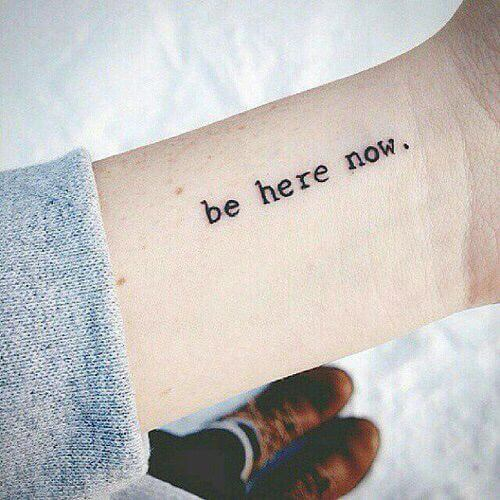 Tattoo quotes and tattoo sayings