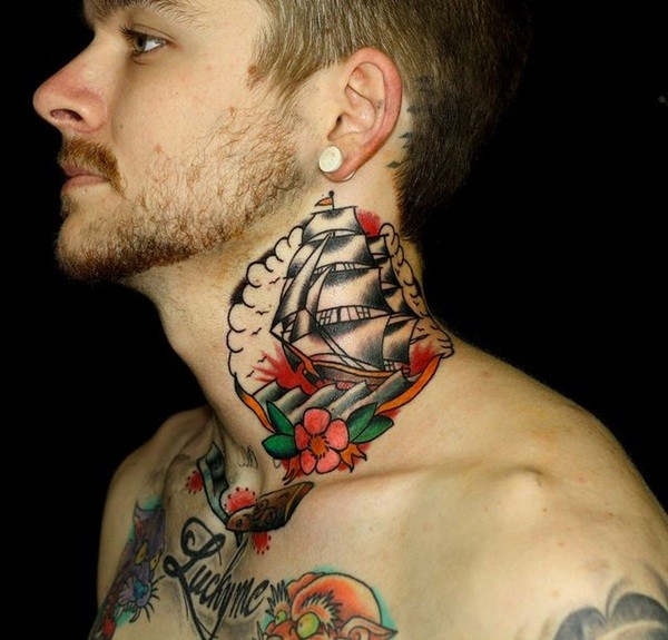 are neck tattoos cool