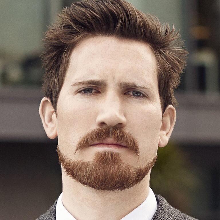 male beard styles short