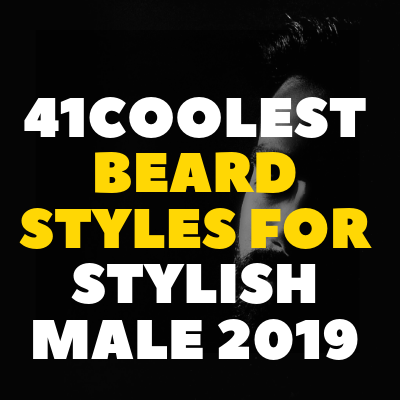 BEARD STYLES FOR