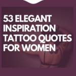 INSPIRATION TATTOO QUOTES