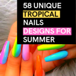 Tropical Nails Designs