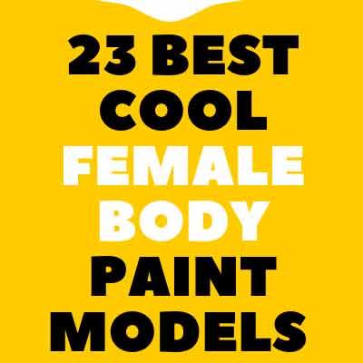 Female Body Paint